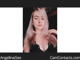 Webcam model AngelinaGee from CamContacts