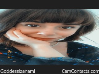 Webcam model GoddessIzanami from CamContacts