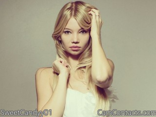 Webcam model SweetCandyy01 from CamContacts