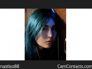 Webcam model nastixo88 from CamContacts