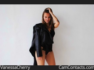 Webcam model VanessaCherry from CamContacts