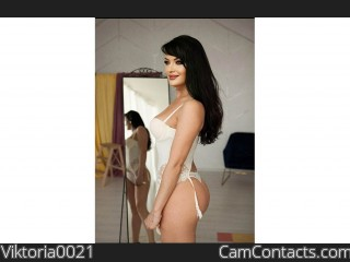 Webcam model Viktoria0021 from CamContacts