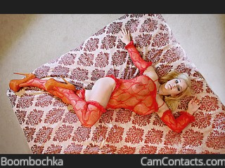 Webcam model Boombochka from CamContacts