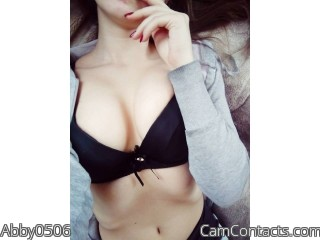 Webcam model Abby0506 from CamContacts