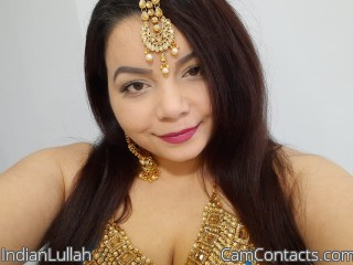 Webcam model IndianLullah from CamContacts