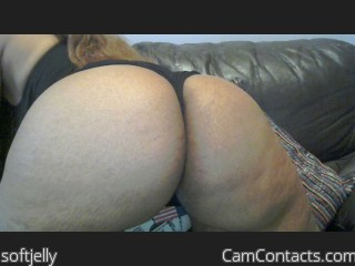 Webcam model softjelly from CamContacts