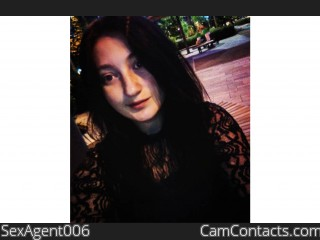 Webcam model SexAgent006 from CamContacts