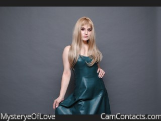 Webcam model MysteryeOfLove from CamContacts