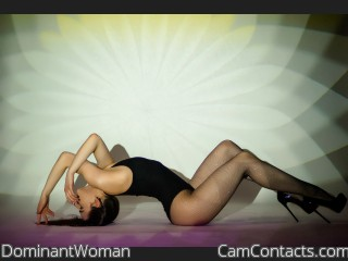 Webcam model DominantWoman from CamContacts