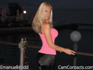 Webcam model Emanuell40dd from CamContacts