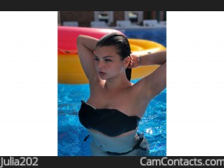 Webcam model Julia202 from CamContacts