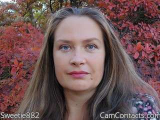 Webcam model Sweetie882 from CamContacts