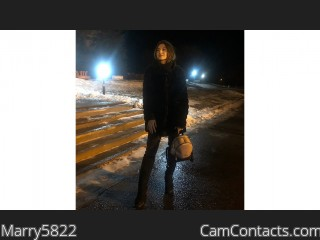 Webcam model Marry5822 from CamContacts