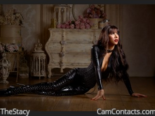 Webcam model TheStacy from CamContacts