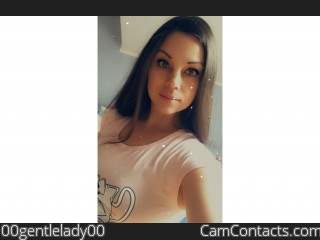 Webcam model 00gentlelady00 from CamContacts