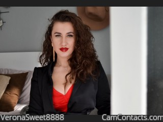 Webcam model VeronaSweet8888 from CamContacts
