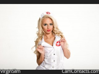 Webcam model VirginSlim from CamContacts