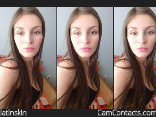 Webcam model latinskin from CamContacts