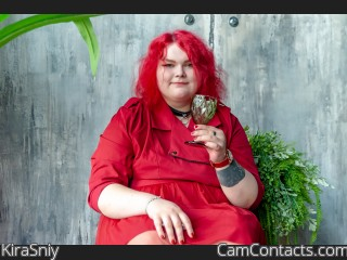 Webcam model KiraSniy from CamContacts