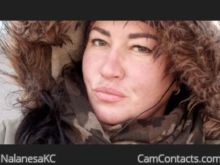 Webcam model NalanesaKC from CamContacts