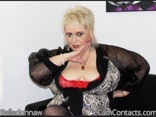 Webcam model Belladonnaw from CamContacts