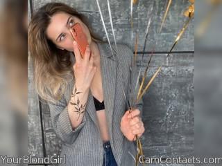 YourBlondGirl profile picture