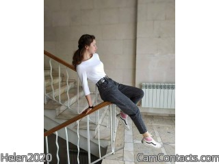 Webcam model Helen2020 from CamContacts