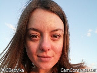 Webcam model 000Bedylka from CamContacts