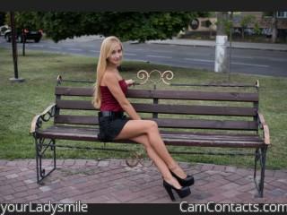 yourLadysmile profile picture