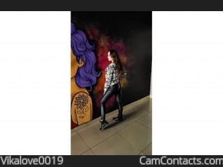 Webcam model Vikalove0019 from CamContacts