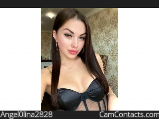 Webcam model Angel0lina2828 from CamContacts