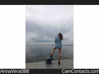 Webcam model AnnaVera088 from CamContacts