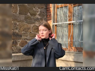 Webcam model MissKati1 from CamContacts