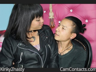 Webcam model Kinky2nasty from CamContacts