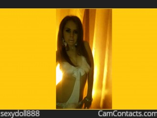 Webcam model sexydoll888 from CamContacts
