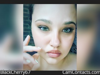 Webcam model BlackCherry67 from CamContacts
