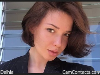 Webcam model Dalhia from CamContacts