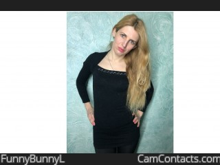 Webcam model FunnyBunnyL from CamContacts