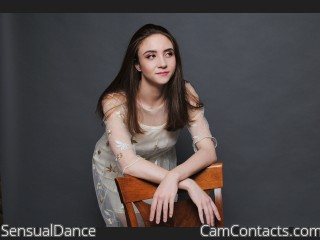Webcam model SensualDance from CamContacts