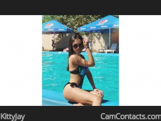 Webcam model KittyJay from CamContacts