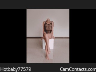 Webcam model Hotbaby77579 from CamContacts
