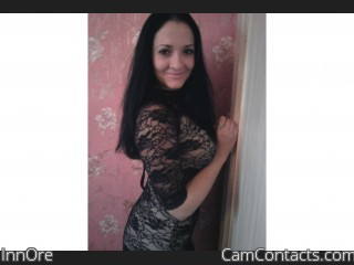 Webcam model InnOre from CamContacts