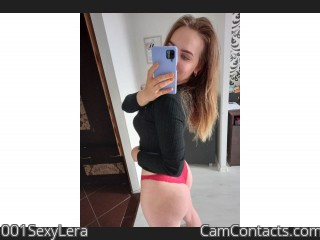 Webcam model 001SexyLera from CamContacts
