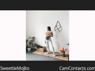 Webcam model SweettieMojito from CamContacts