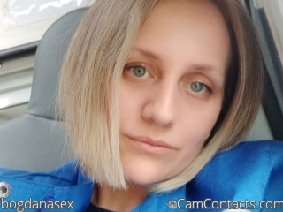 Webcam model bogdanasex from CamContacts