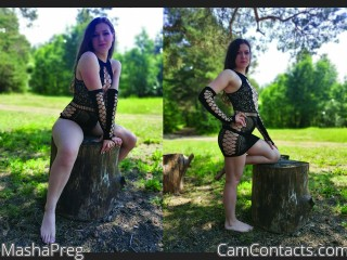 Webcam model MashaPreg from CamContacts