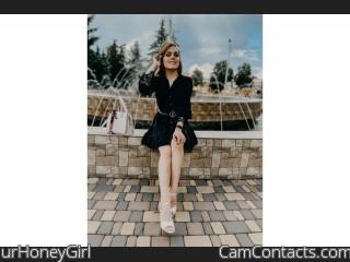 Webcam model urHoneyGirl from CamContacts