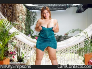 Webcam model NiiKKySimpsons from CamContacts