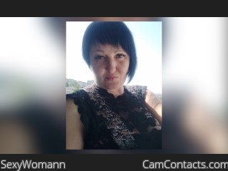 Webcam model SexyWomann from CamContacts