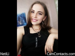 Webcam model NetiLi from CamContacts